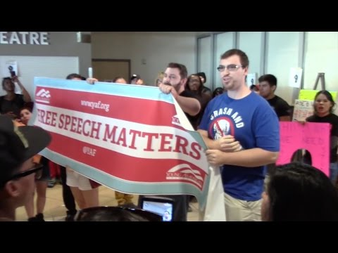ADF, YAF, Ben Shapiro file free speech suit against CSULA