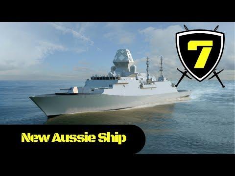 Royal Australian Navy (RAN) - Type 26 Global Combat Ship
