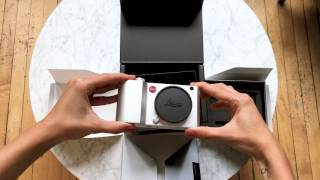 Unboxing The Leica TL2