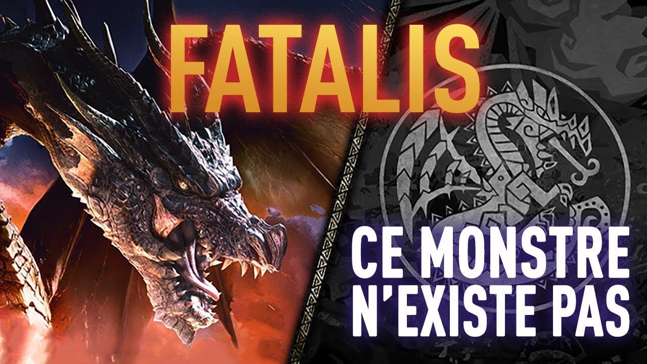 Download Making Of #12 - Fatalis, le Dragon Noir