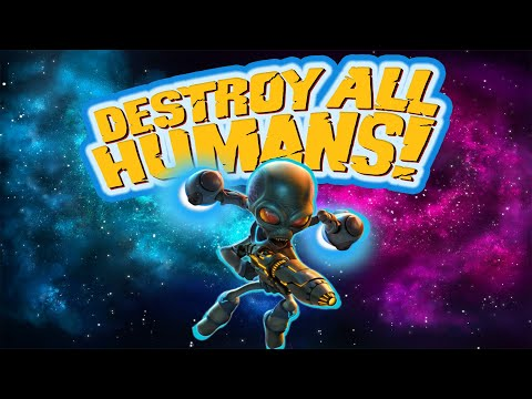 DESTROY ALL HUMANS! [4K 60FPS PC]