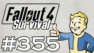 Let s Play Fallout 4 - SURVIVAL - NO FAST TRAVEL - Part 355 - Jacob s Password