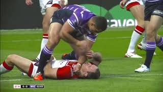 When Rugby Players Lose Control | Punches and Head Losses in Rugby