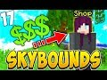 REOPENING MY SHOP | SKYBOUNDS S2 #17 (Minecraft Skyblock)