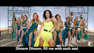 Repeat youtube video Dhoom 3 - Dhoom Machale Dhoom English Sub HD Video
