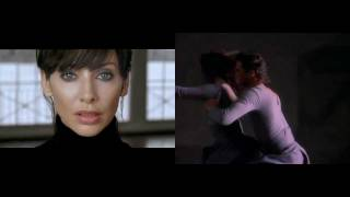 Natalie Imbruglia, Kate Bush - Want, Running Up That Hill (RaRCS, by DcsabaS, 2009, 1985)