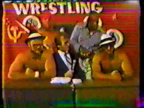 Southeastern Championship Wrestling June 9th 1984