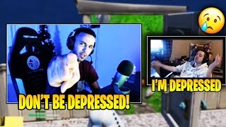 """Hamlinz Reacts To """"DELLOR QUITS STREAMING"""" & Gives a Motivational Speech!"""