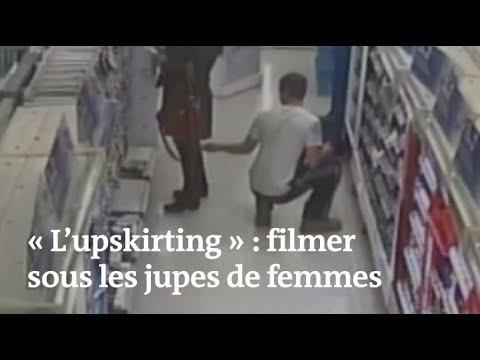 «L'upskirting», une pratique qui choque thumbnail