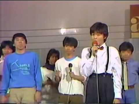 河合美智子 私、多感な頃 1983