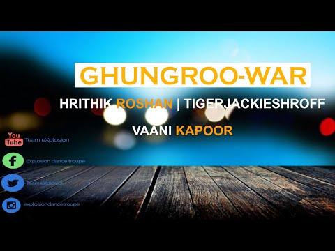 ghungroo-song|war|hrithik-roshan,vaani-kapoor|arijit-singh|nishith-shetty-choreography|explosion|