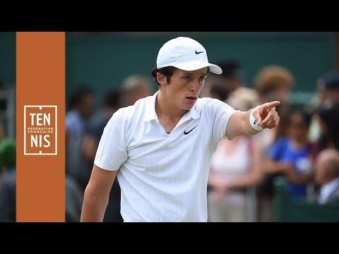 Wimbledon 2019 juniors : Mayot en demi-finale !