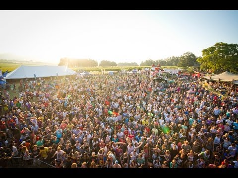 MTN BUSHFIRE Festival 2013 (Official)