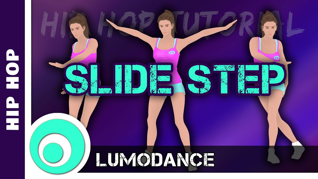 Hip Hop Dance Tutorial - Slide Step - Hip Hop Dance Moves