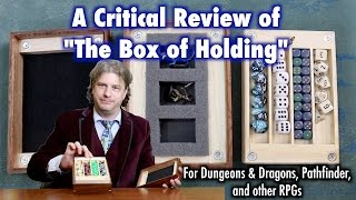 """Purchase the """"The Box Of Holding"""" here: https://www.kickstarter.com..."""