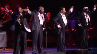 The Temptations - Just My Imagination (Running Away with Me) (23/10/16 Leeds)
