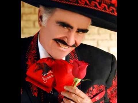 Quieres Que Te Ruegue  Vicente Fernandez