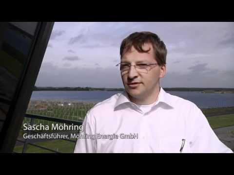 80 MW Solarpark mit String Wechselrichtern in Eggebek  Deutschland