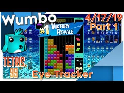 Tetris 99 - Flawless Stream 11 Win Streak - 1515+ Total Wins
