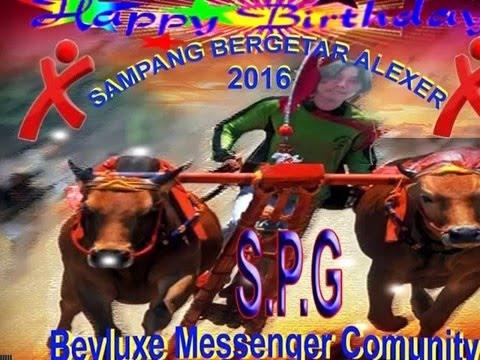 Dugem Happy Party Sampang Bergetar Alexer Brayy 2016