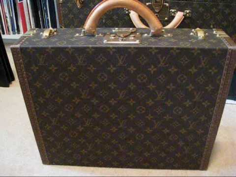 4d84b2a886d7 COLLECTING LOUIS VUITTON - PART 8 - Briefcases - President Diplomate  Ambassador Serviette Fermoir - YouTube