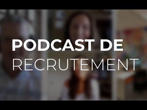 Podcast de recrutement final