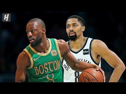 Brooklyn Nets Vs Boston Celtics - Full Game Highlights | November 29, 2019 | 2019-20 NBA Season