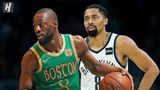 Brooklyn Nets vs Boston Celtics - Full Game Highlights | November 29, 2019 | 2019-20 NBA Season Video