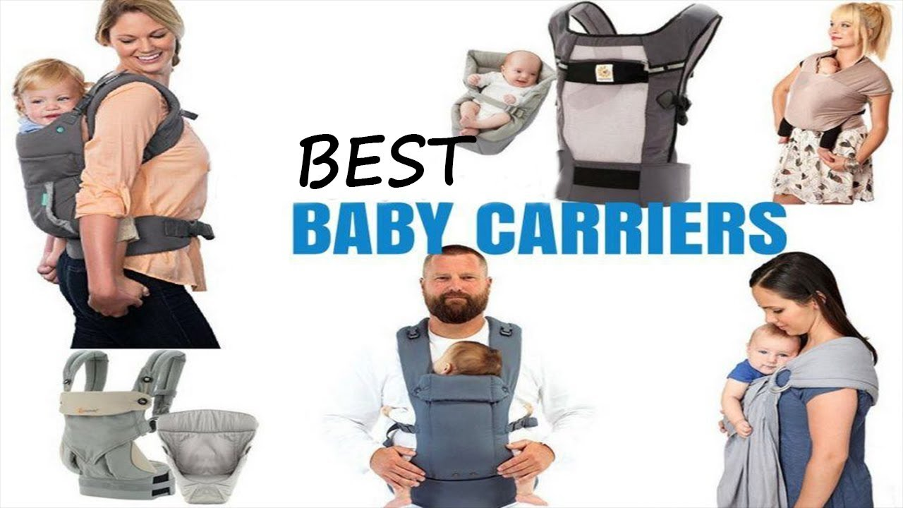 Top 6 Best Baby Carriers Of 2018 Newborn Wrap And Dad S Choice