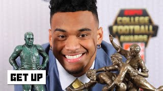 Is drafting Tua Tagovailoa worth the risk? | Get Up
