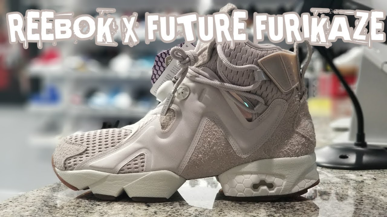 reebok x future furikaze