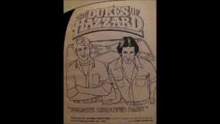 """The Dukes of Hazzard: """"Someone Kidnapped Daisy"""" (coloring & activity book)"""