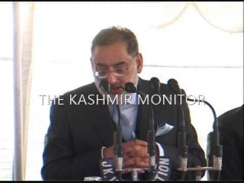 Finance Minister Haseeb Drabu on J&K Budget 2017-18