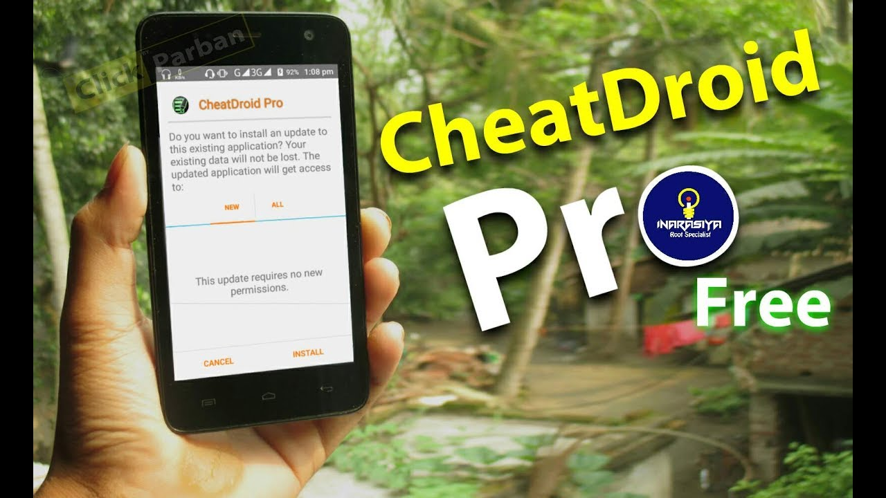 cheat droid pro apk download for android