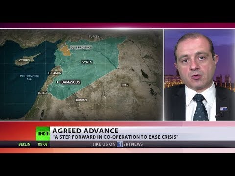 Agreed Advance: Turkey backs military op in Idlib together with Russia & Iran