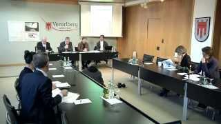 """Architektur in Vorarlberg: Eine Ausstellung in \""""Rohform\"""""""