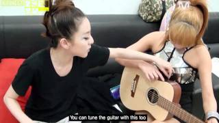 BOMTV (S3E02): Cute / Funny cuts of Park Bom from 2NE1TV (ENG)