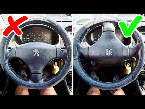 20 TOP TIPS AND DIYs FROM EXPERIENCED DRIVERS
