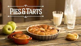 Тарт Татен || Pies & Tarts || FOOD TV || Рецепты ко Дню Святого Валентина