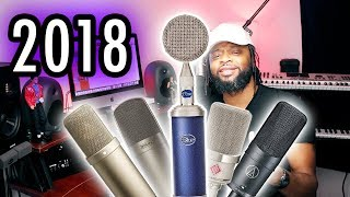 Best Vocal Microphones Under $1000 | My Top 5 Microphones 2018