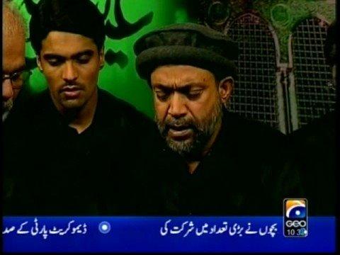 Hussain Jab Kay Chalay - Mir Anis Marsia by Sibt e Jafar