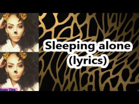 Tynisha Keli - Sleeping Alone (Lyrics)