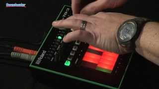 Roland AIRA TB-3 Touch Bassline Synthesizer Demo - Sweetwater Sound