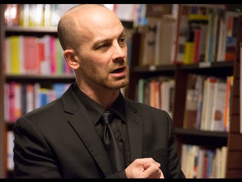 Scott Sigler PandemicTour: Harvard Coop Bookstore, Cambridge, MA 2014