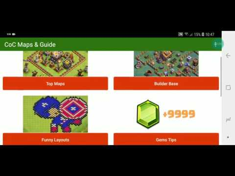Maps of Clash of Clans 2019 - Apps on Google Play