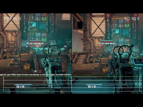 Performance Analysis: Borderlands: The Handsome Collection