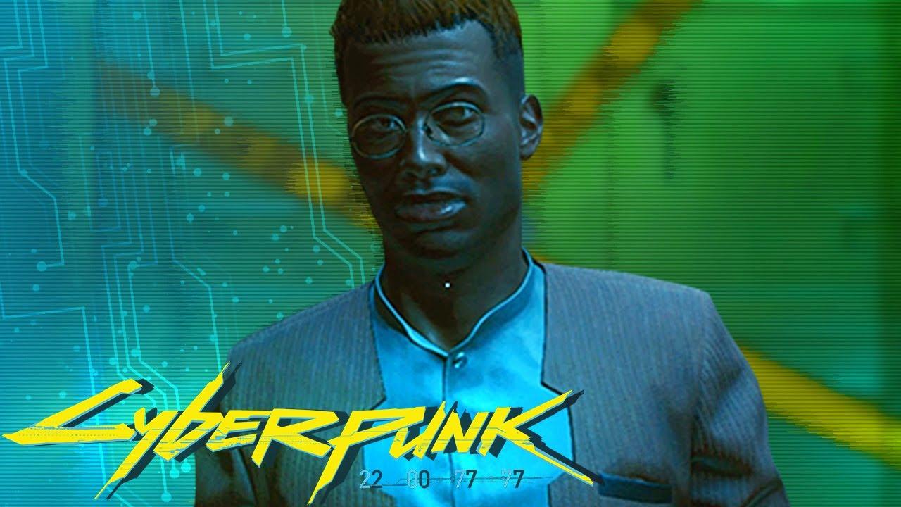 Живой груз. Cyberpunk 2077 | #6.