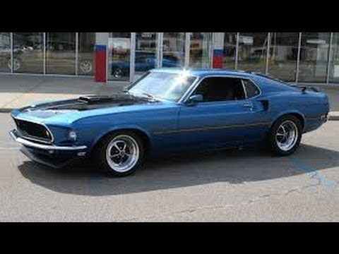 Best Of Muscle Car Ford Mustang Special Pure Sound Youtube