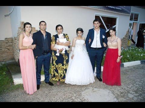 Очень веселая цыганская свадьба. Вася и Рузанна. Часть 12