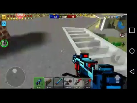 Playing Pixel Gun 3D come and chat[+]